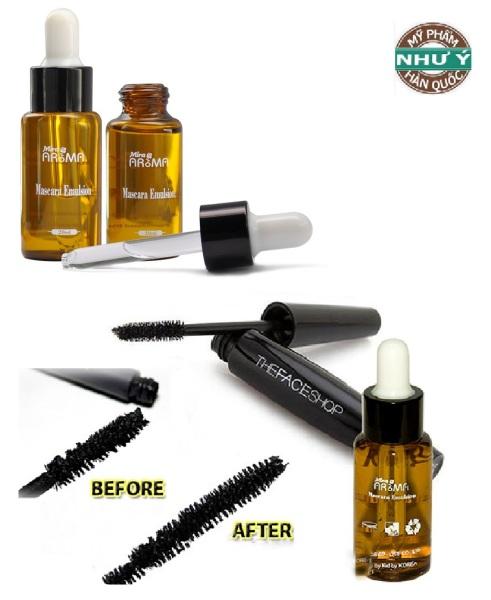 Nước Pha (Tinh Chất Sữa) Mascara Emulsion Mira Aroma 20ml