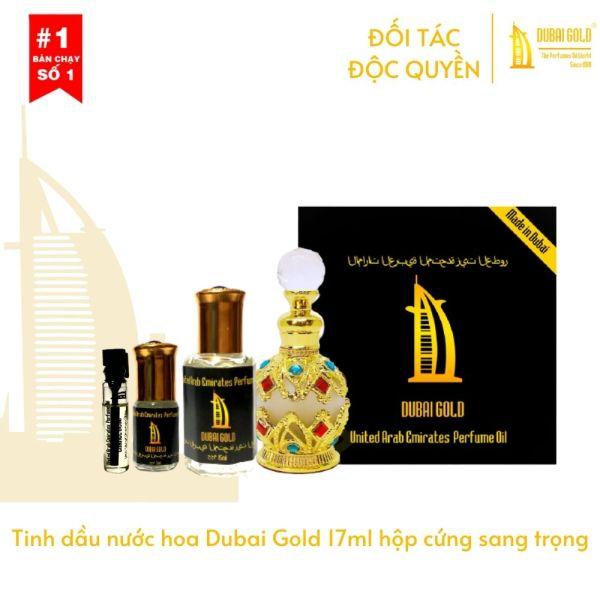 Tinh dầu nước hoa Dubai (5ml, 15ml, 17ml)