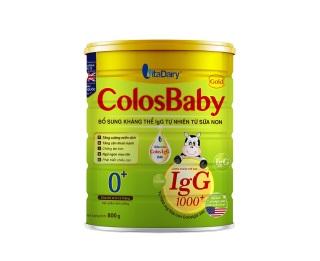 Sữa non Closbaby Gold 0+ bổ sung kháng thể lgG tự nhiên từ sữa non thumbnail