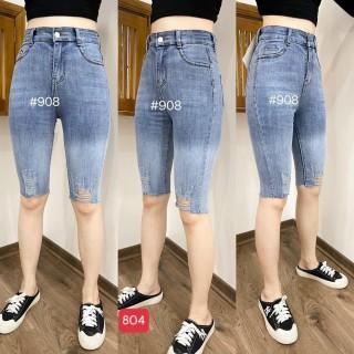quần short jean nữ cao cấp lưng cao MẪU MỚI NHẤT M804 89FASHION( ẢNH THẬT 100%)siêu hót phong cách hàn quốc thời trang 89 fashion AN808 thumbnail