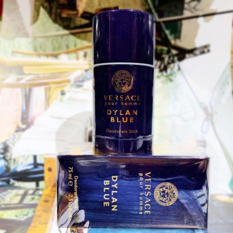 Lăn Khử Mùi Versace Pour Homme Dylan Blue- 75ml