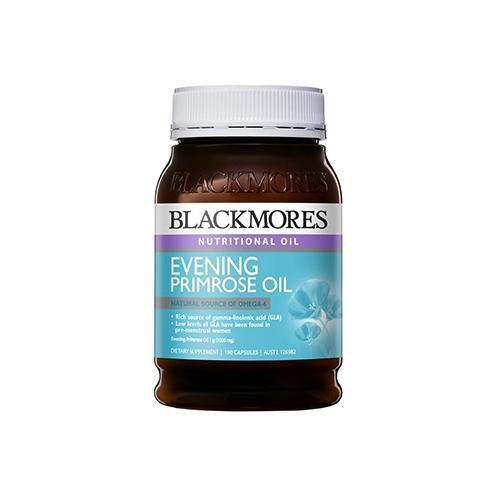 [HCM] Tinh Dầu Hoa Anh Thảo Blackmores Evening Promise Oil 190 Viên Tăng Cường Nội Tiết Tố Nữ Jessica Shop cao cấp