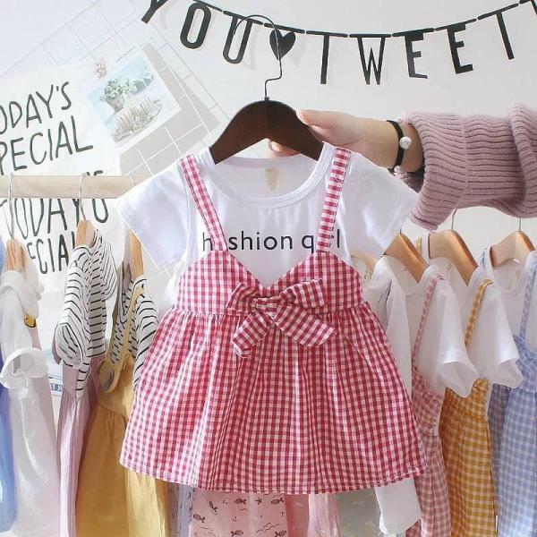 váy caro mềm mại xinh xắn cực kỳ sang chảnh, chất cotton mềm mại, đủ size cho bé từ 7-18kg