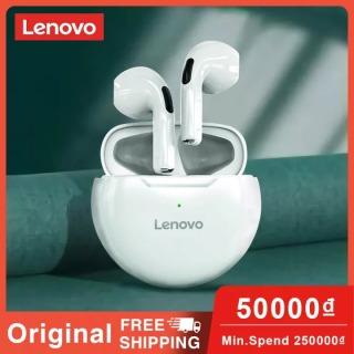Tai Nghe Bluetooth Lenovo HT38 TWS, Tai Nghe Không Dây Mini Có Mic Tai Nghe 9D Stere Chống Nước Cho iPhone Xiaomi Sport thumbnail