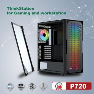 Vỏ Case máy tính VSPTECH ThinkStation P720 LED RGB (Full ATX) for gaming and workstation thumbnail