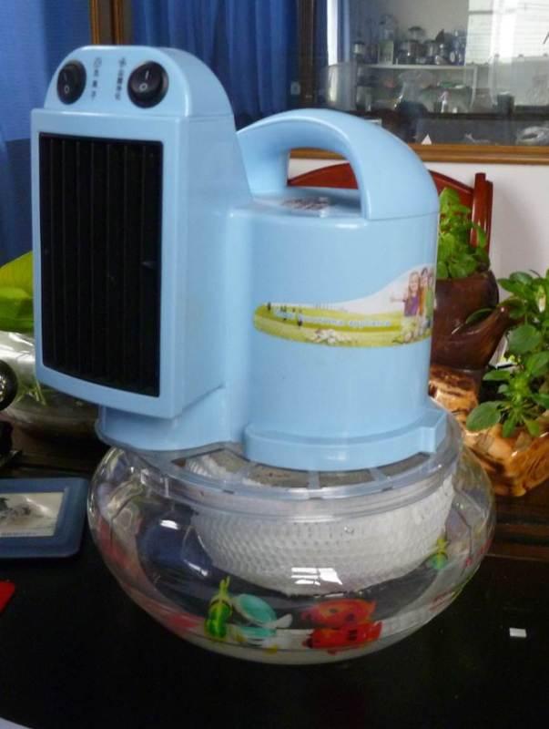 Quạt điều hòa + máy lọc không khí