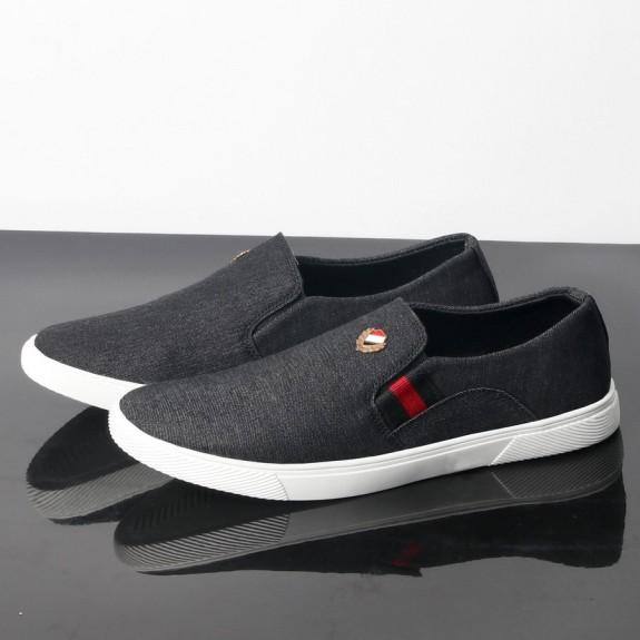 Giày lười nam chất vải đẹp đế cao su chống trượt cao cấp SL361 StarLord giá rẻ