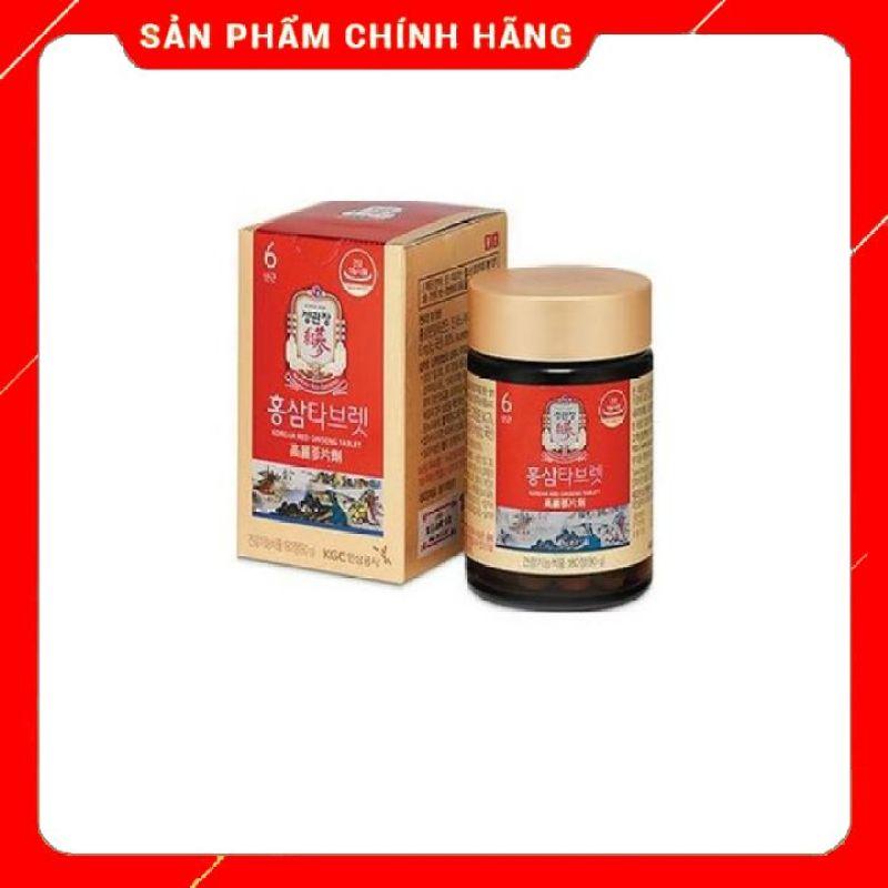 Viên Hồng Sâm KRG Powder Tablet 90g (180 viên) giá rẻ