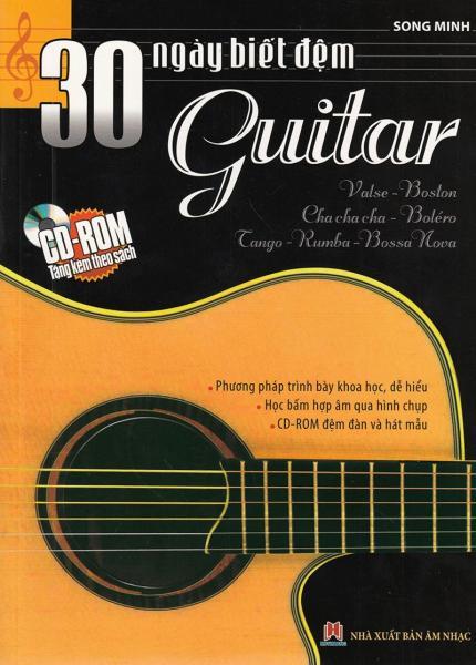 Mua 30 Ngày Biết Đệm Guitar