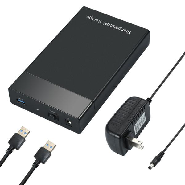 Bảng giá Box ổ cứng 3.5 inch SATA USB3.0 - BX67 Phong Vũ
