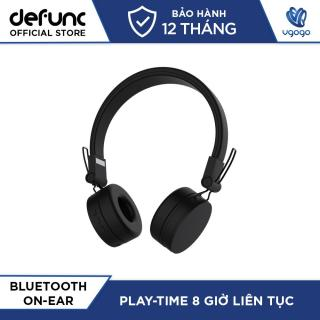 [HCM]Tai Nghe Bluetooth Chụp Tai Chống Ồn DeFunc HEADPHONE GO D113 Tích Hợp Mic - Chống Ồn Toàn Diện Thời Lượng Pin 8 Tiếng - Nhà Phân Phối Chính Thức thumbnail