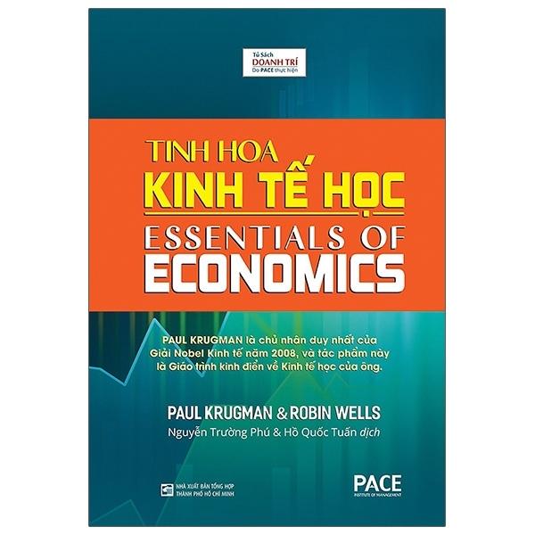 Fahasa - Tinh Hoa Kinh Tế Học - Essentials Of Economics