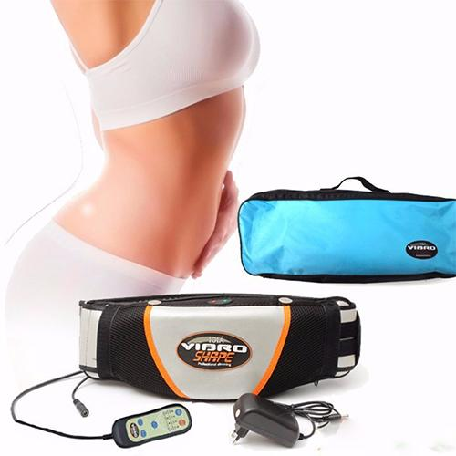 Đai massage - Đai massage bụng - Đai massage đánh tan mỡ bụng - Đai massage giảm béo - Đai massage rung nóng chính hãng