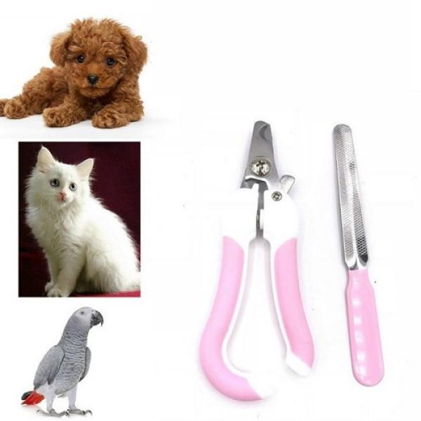 Kềm cắt móng chó mèo  chuyên dụng kèm dũa