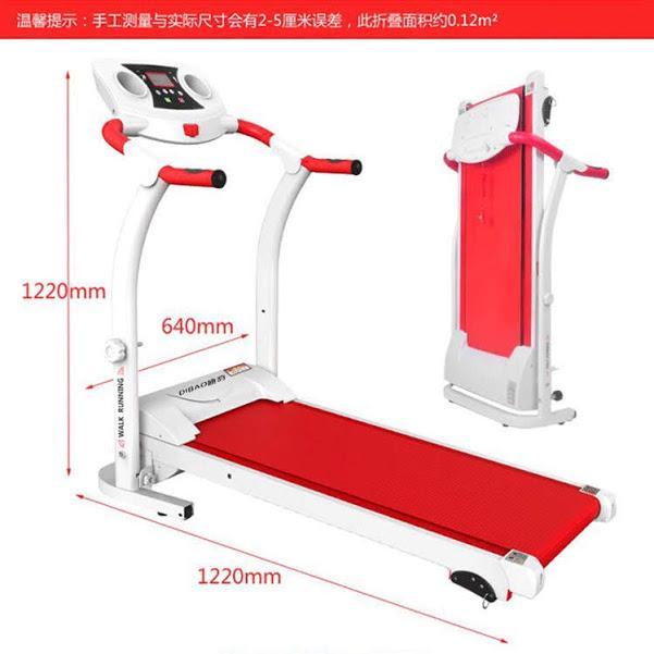 Bảng giá Máy chạy bộ đơn năng mẫu mới 2019 Treadmill M2 Công xuất đạt 2.0HP, Hàng tiêu chuẩn chất lượng.