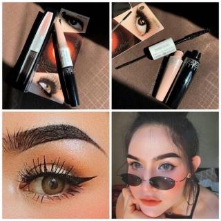 Mascara chải MI Trên&Dưới Sivanna MAX 2 đầu HF891 thumbnail