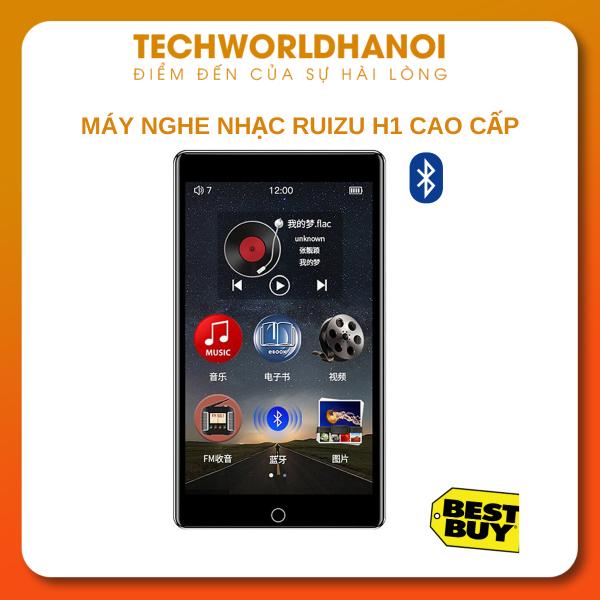 Máy Nghe Nhạc Lossless MP3 MP4 Bluetooth Màn Hình Cảm Ứng 4 inch Ruizu H1 Bộ Nhớ Trong 8GB Cao Cấp