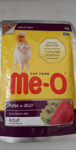 Pate - thức ăn dạng túi cho mèo Me-o 8-g