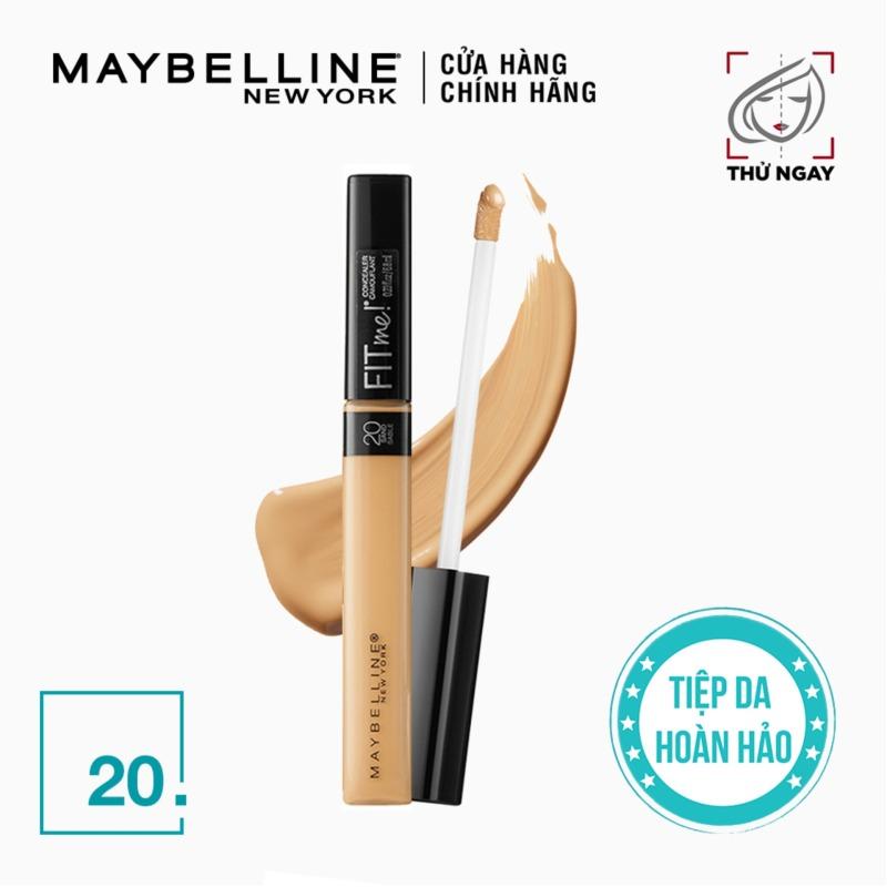 [TOP BÁN CHẠY] Kem che khuyết điểm đa năng Maybelline New York Fit Me Concealer 6.8ml
