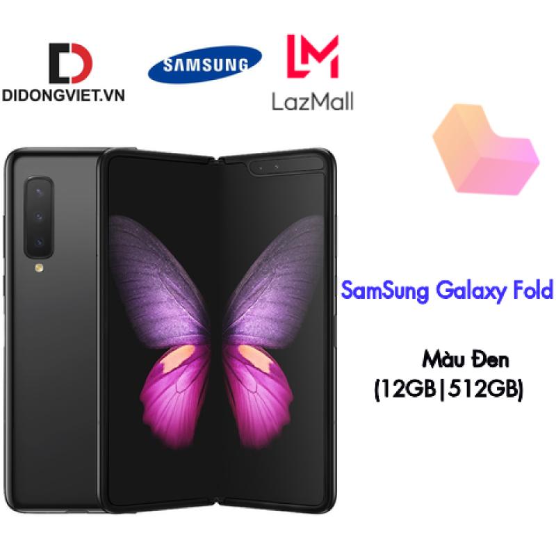 Điện Thoại SamSung Galaxy Fold (12GB|512GB) (CTY) Chính Hãng New, Công nghệ màn hình Chính: Dynamic AMOLED, phụ: Super AMOLED, Màn hình rộng Chính 7.3 inch & Phụ 4.6 inch, Dung lượng pin 4380 mAh.