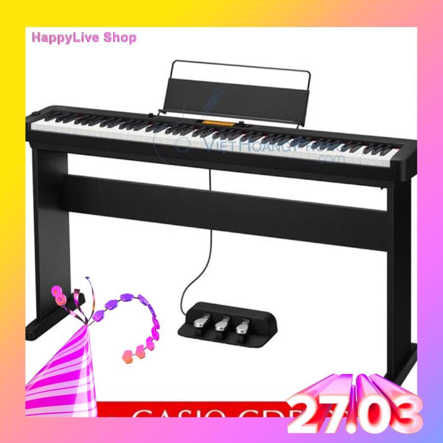 Đàn Piano Điện Casio CDP-S350 Kèm Giá nhạc + Pedal 3 + Chân đàn - HappyLive Shop