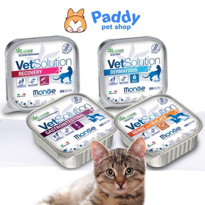 Pate Monge Hỗ Trợ Dưỡng Bệnh & Phục Hồi Sức Khỏe Cho Mèo 100g