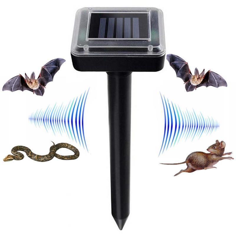 Thiết bị đuổi rắn đuổi chuột năng lượng mặt trời T91