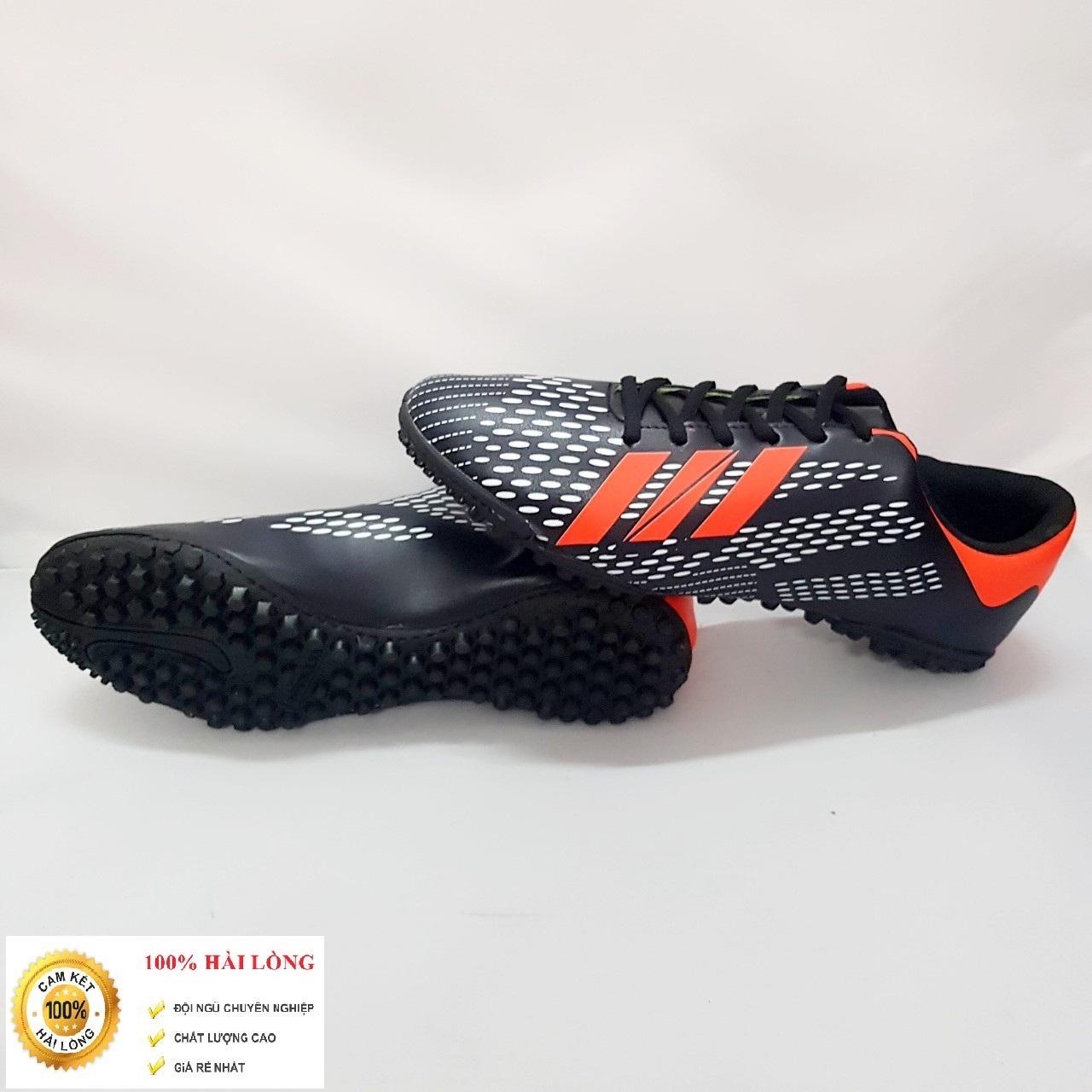 Giày đá bóng X18F -cỏ nhân tạo - cao su -khâu full -(Size 33- 45) Nhật Bản