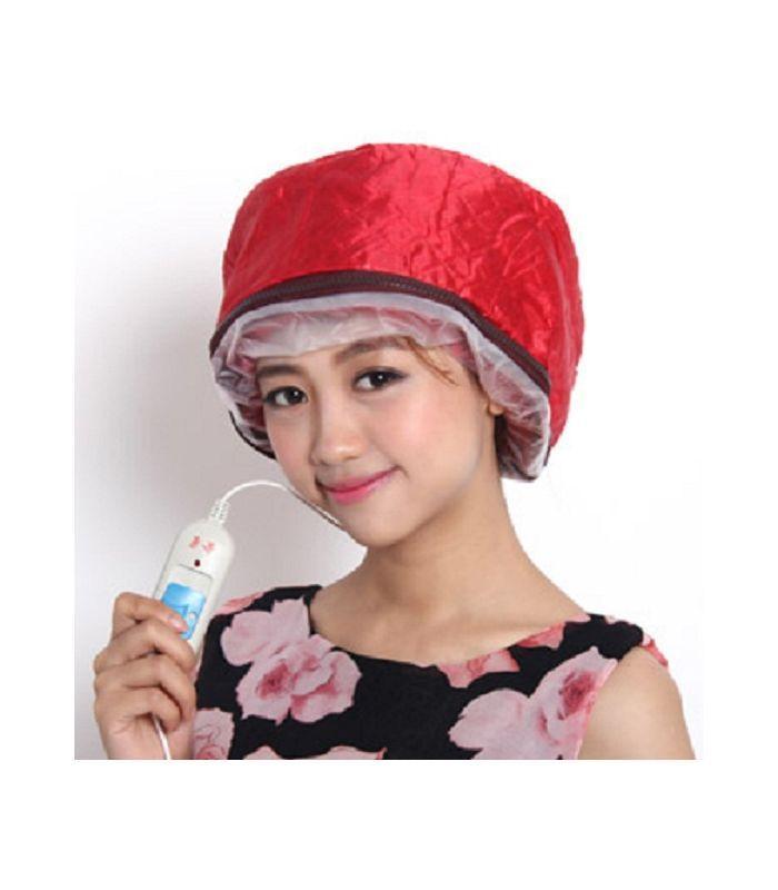 Mũ hấp ủ tóc cá nhân tại nhà( đỏ) giá rẻ