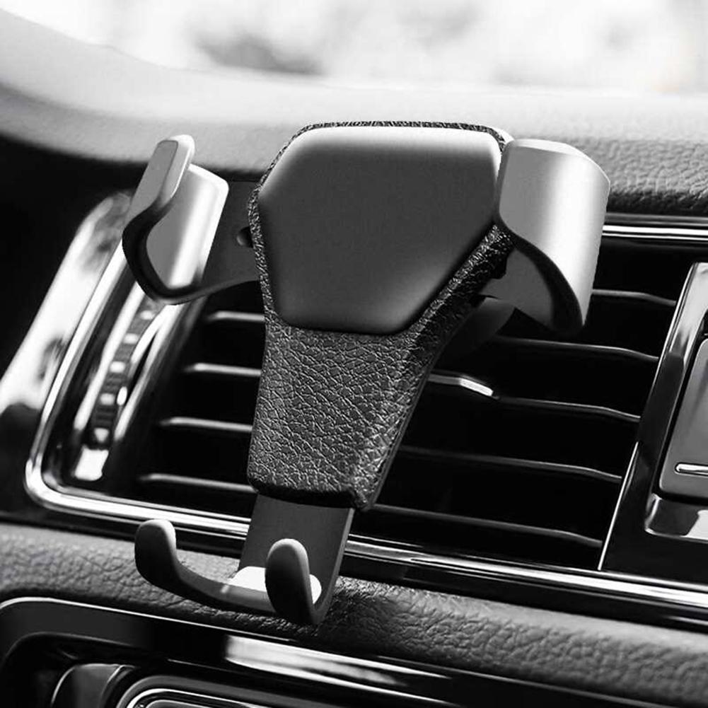 Giá đỡ tam giác gắn khe điều hòa ô tô, xe hơi