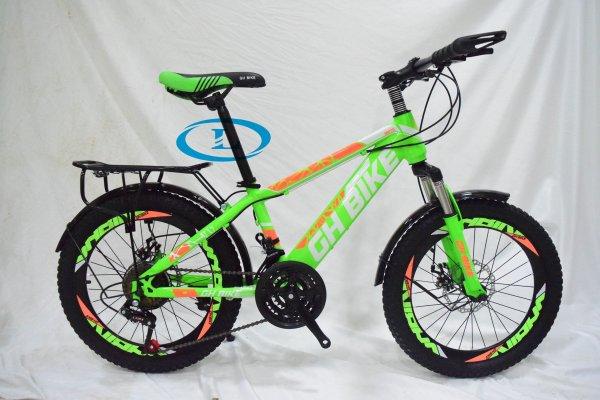 Mua Xe đạp 20 inch nam 3 dĩa 7 líp GH BIKE cao dưới 1m4 chạy