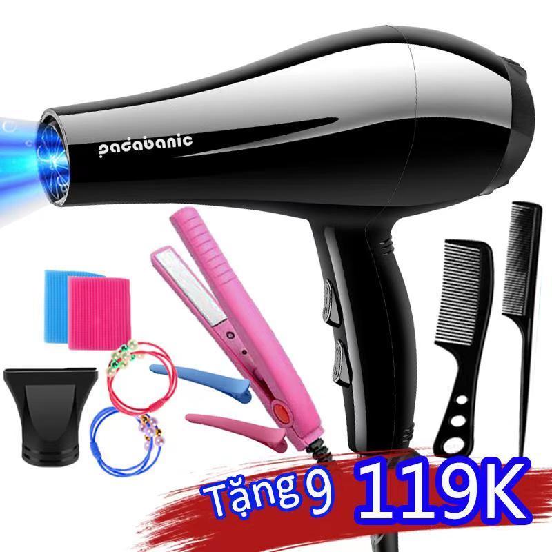 [ BẢO HÀNH ] Máy sấy tóc Padabanic công suất 2200W 2 chiều Tặng kèm Quà Tặng Hữu Dụng