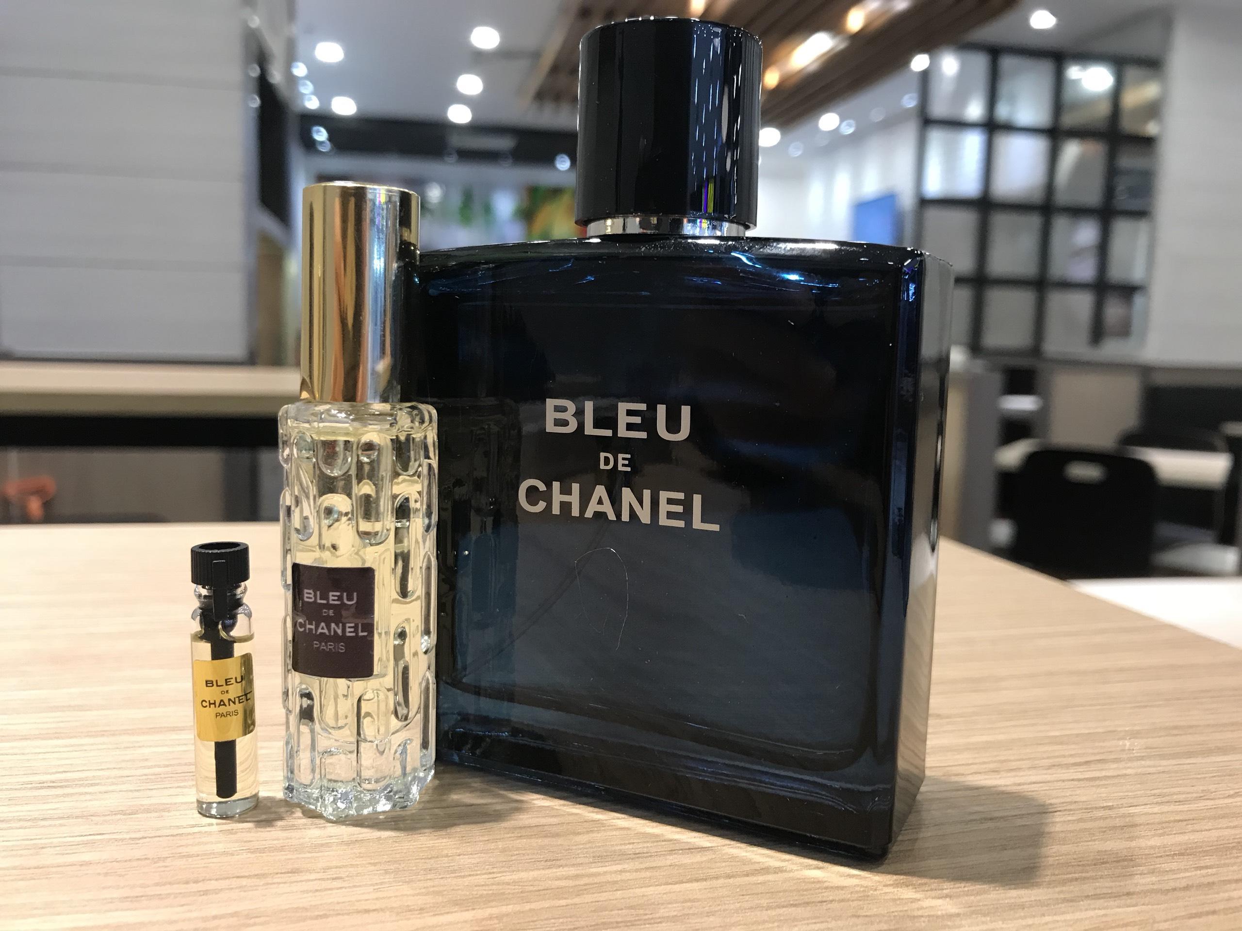 Nước Hoa Cho Nam Bleu De ChaneI EDP 100ml+ Tặng kèm mini nước hoa Cực Thơm nhập khẩu