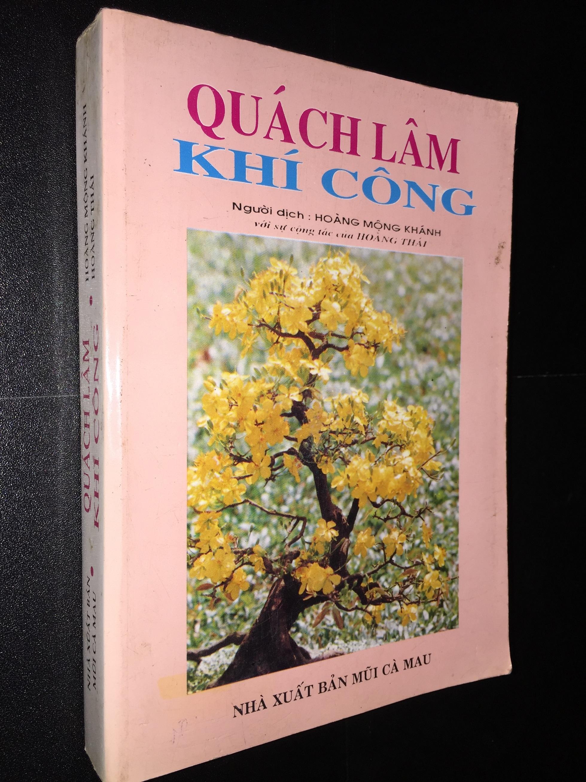 Mua Quách Lâm Khí Công