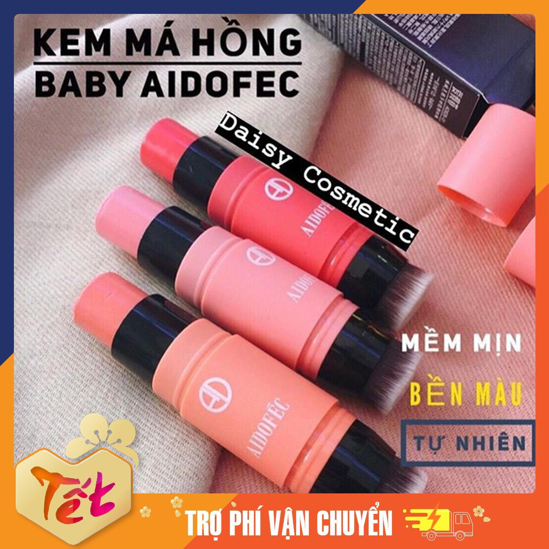Má Hồng Dạng Thỏi AIDOFEC 3IN1 nhập khẩu