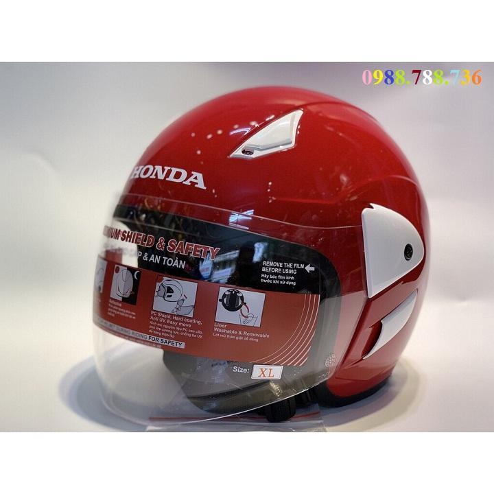 Siêu Tiết Kiệm Khi Mua Mũ Bảo Hiểm Honda
