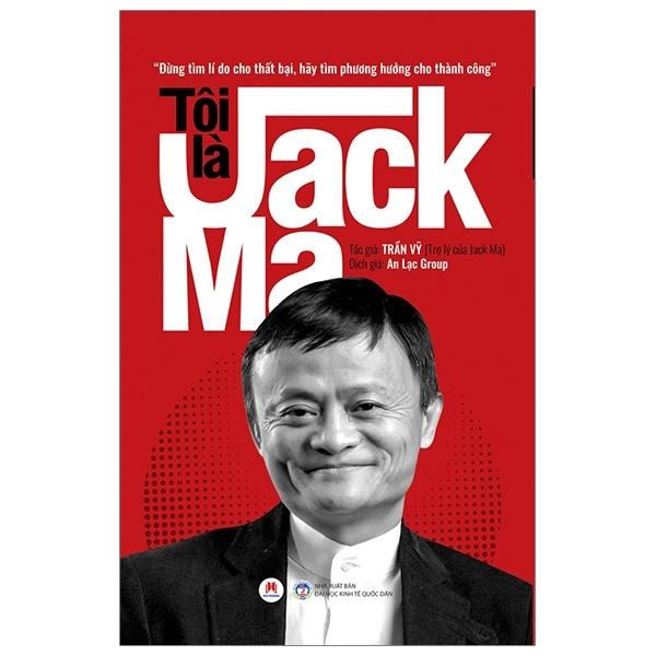 Fahasa - Tôi Là Jack Ma