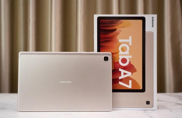 Máy tính bảng Samsung Galaxy Tab A7 10.4 2020 Mới 100% Fullbox  | Ram 3GB Rom 32GB Pin siêu khủng 7040mA  | Mua tại Playmobile chính hãng