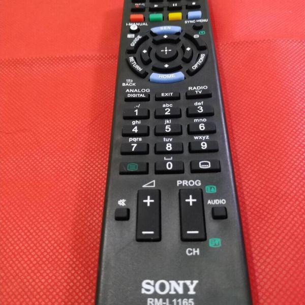 Bảng giá REMOTE ĐIỀU KHIỂN TIVI SONY SMART LED LCD 1165 HÀNG LOẠI 1