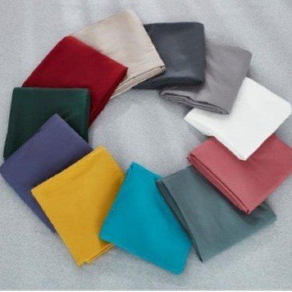 Vỏ gối ôm tici cotton đồng bộ màu ga 35x100cm nhiều màu