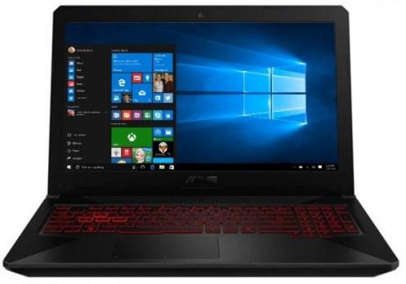 Laptop Asus TUF GAMING FX504GE-E4059T i7 8750HQ-8GB-1TB+SSH8G-15.6 FHD-1050TI 4G-Win10 (Đen)