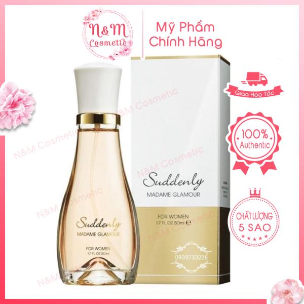 Nước hoa Suddenly Madame Glamour cho nữ 50ml