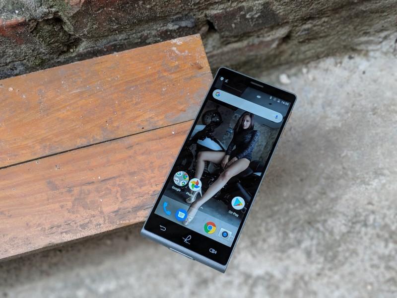 Điện thoại Handy T2 MỚI - Smartphone Android Gốc, chiến Game mượt cực tốt tại ZinMobile Đào Tấn
