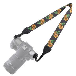 MAMEN 144cm Neck Strap Camera Strap Multi-color Series Shoulder Cross-body Rope Lanyard for SLR / DSLR Cameras
