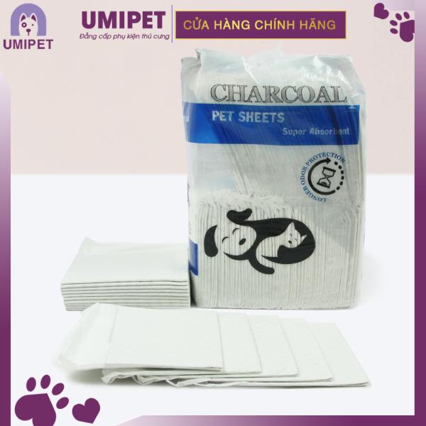 Tã lót vệ sinh Chó Mèo Charcoal cao cấp UMIPET- size to