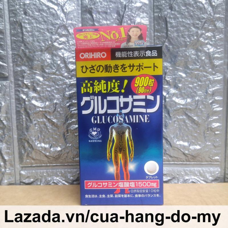 Viên Uống Glucosamine Orihiro 1500mg Của Nhật 900 viên - Glucosamin 900 cao cấp