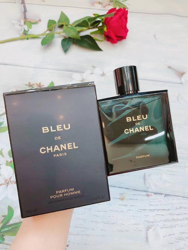 Hàng bung seal nước hoa nam Chanel Bleu 100ml