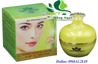 [HCM]Chính Hãng Miền Thảo Mộc - Kem dưỡng trắng da - Giữ ẩm - Se khít lỗ chân lông Skin Whitening cream (20g) thumbnail