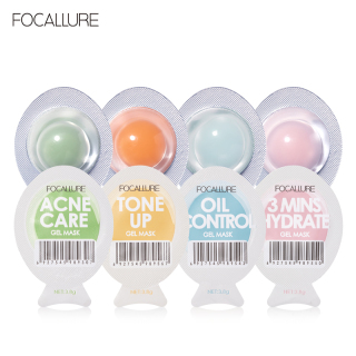 FOCALLURE Twin-Core Mask Hydrating Oil Control Acne Care 7 Days Facial Mask thumbnail