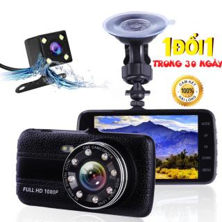 Camera Hành Trình Xe Hơi, Xe Tải Trước và Sau ONTEK T8 Full HD Tích Hợp 8 Đèn LED thumbnail